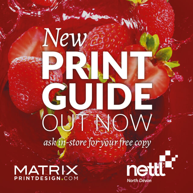 New Print Guide Out Now!