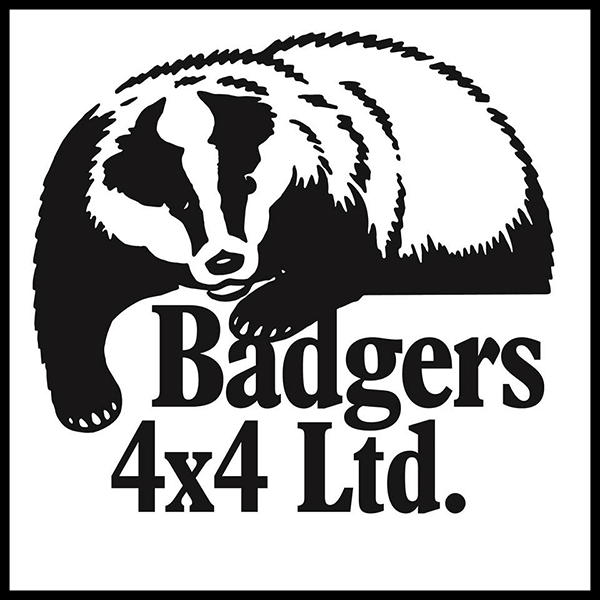 Badgers 4×4 Website